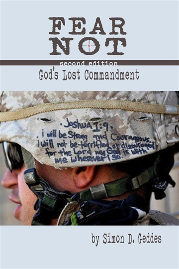 Fear Not: God's Lost Commandment