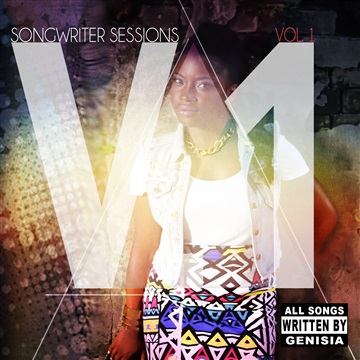 Songwriter Sessions vol. 1 by Genisia