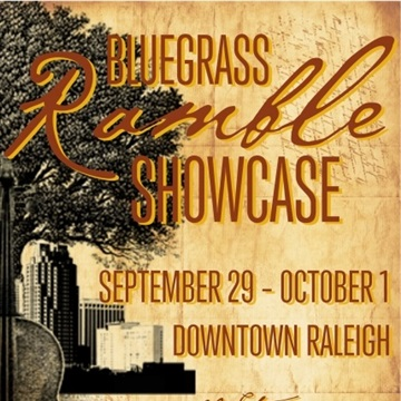 International Bluegrass Music Association (IBMA) : Bluegrass Ramble 2015