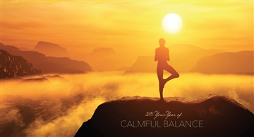 Organic Connections : Calmful Balance