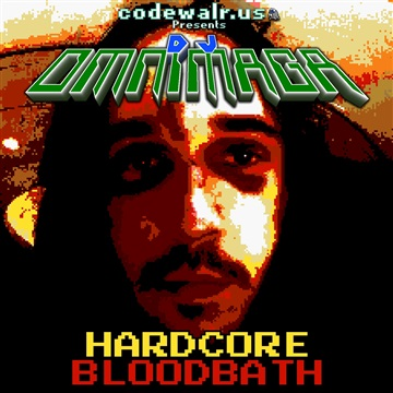 Hardcore Bloodbath by DJ Omnimaga