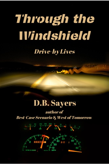 Through the Windshield Drive-by Lives by D.B. Sayers