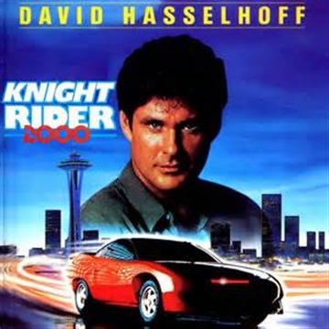 Knight Rider 2000 by Sean Andre
