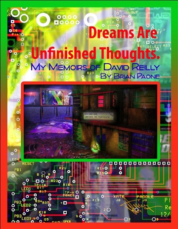 Dreams Are Unfinished Thoughts (audiobook)