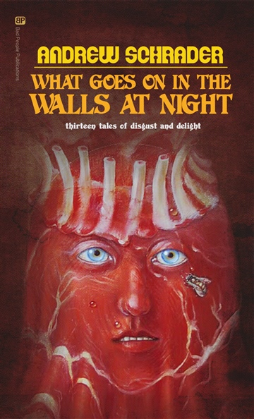Andrew Schrader : What Goes On in the Walls at Night