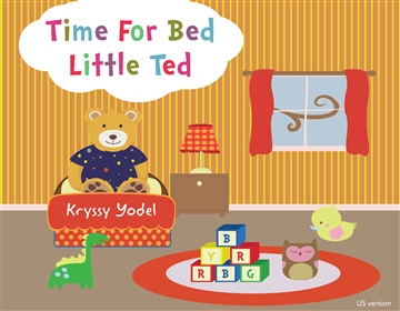 Kryssy Yodel : Time For Bed Little Ted