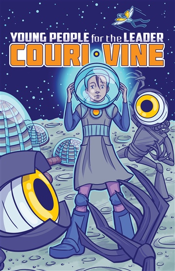 Couri Vine, Book 1: Young People for the Leader by Vanessa Shealy