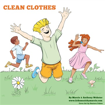 Marcie : Clean Clothes