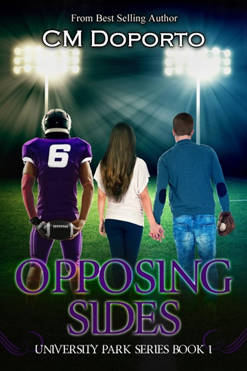 Opposing Sides by CM Doporto