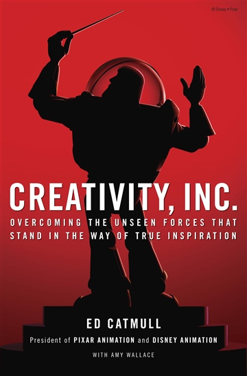Ed Catmull : Creativity, Inc. (Excerpt)