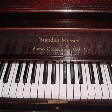 Brandon Musser : Piano Collection, Vol. 1