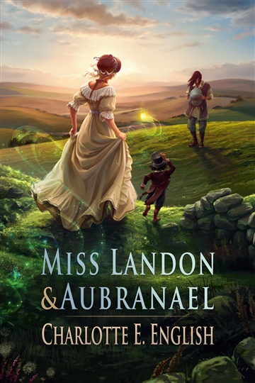 Charlotte E. English : Miss Landon and Aubranael