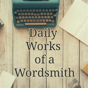 Lil' Mr. C.A.M : Daily Works of a Wordsmith