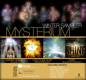 The Winter Sampler by Mysterium Records