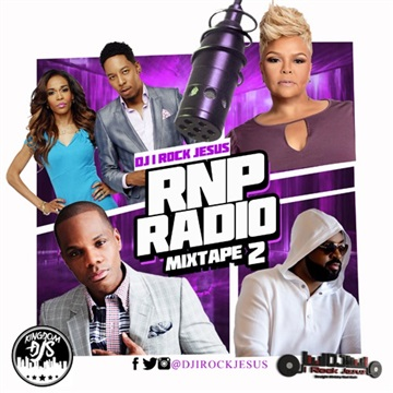 R&P Radio Mix tape 2 by DJ I Rock Jesus
