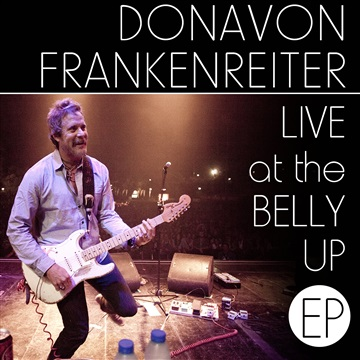 Live at the Belly Up - EP by Donavon Frankenreiter
