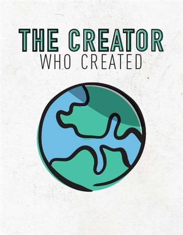 jonathan j foster : The Creator who Created
