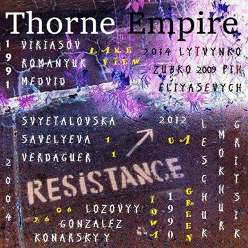 The Resistance by Thorne Empire