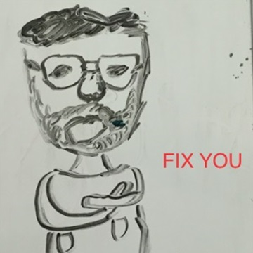 Break Your Vocal Chords : Fix You - Single
