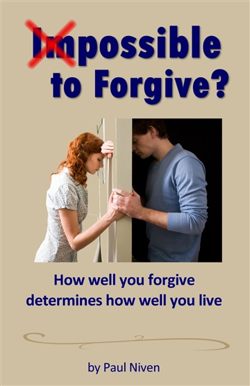 Impossible to Forgive by Paul Niven