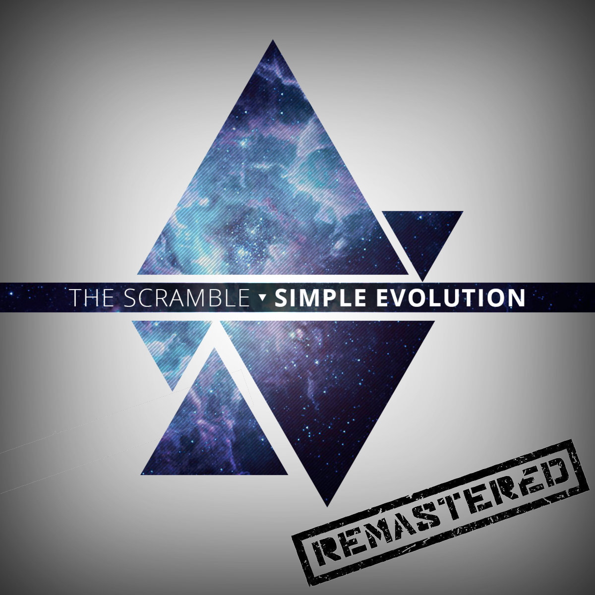 Simple Evolution (Remastered) by The Scramble
