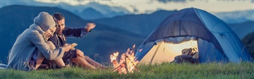 6 Different ways of camping – which is right for me?