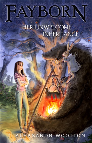 Her Unwelcome Inheritance by J. Aleksandr Wootton