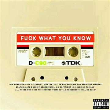 Fuck What You Know by George Mallin