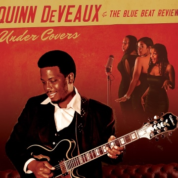 Quinn DeVeaux : Under Covers