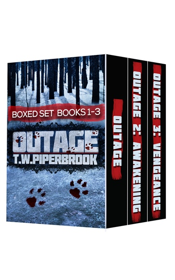 T.W. Piperbrook : Outage Boxed Set (Books 1-3)