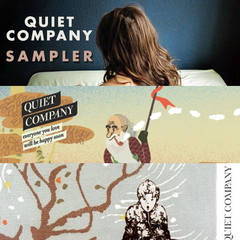 Quiet Company 8 Song Sampler by Quiet  Company