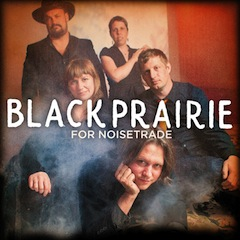 Black Prairie for NoiseTrade by Black Prairie