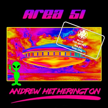 Area 51 by Andrew Hetherington