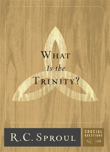 R.C. Sproul : What Is the Trinity?