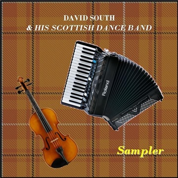 David South and his Scottish Dance Band : Sampler