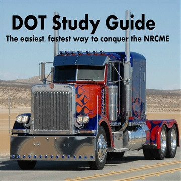 DOT Study Guide (sample audio) by The DSG (DOT Study Guide) Team
