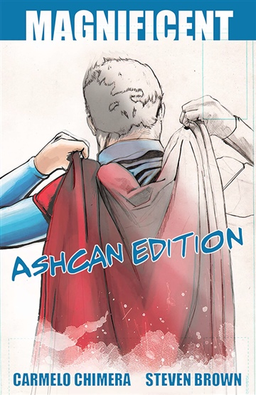 Magnificent Ashcan Edition Preview