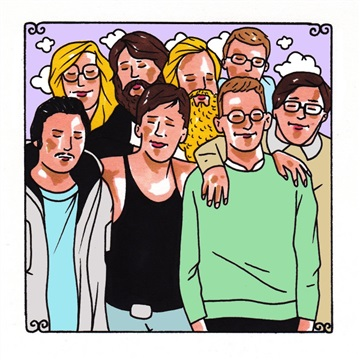 Mumford and Sons and Friends by Daytrotter Sessions