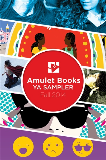 Amulet Books : Amulet Books Fall 2014 Sampler