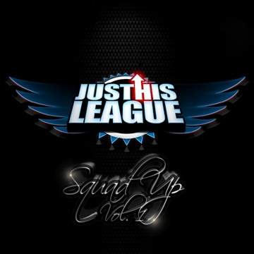 Squad Up Vol. 1 by JUSTHIS LEAGUE Music Group