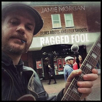 Jamie Morgan : Ragged Fool