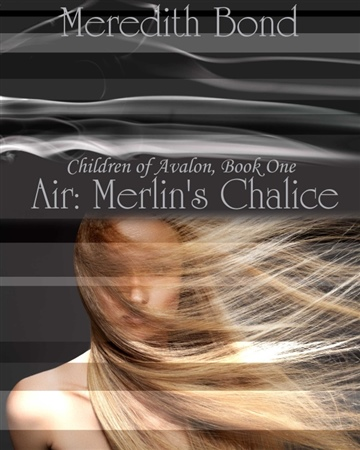 Air: Merlin's Chalice by Meredith Bond