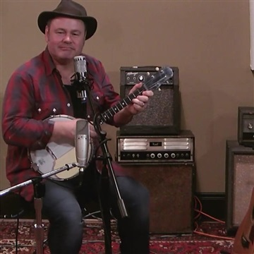 Daytrotter Sessions : Martin Sexton
