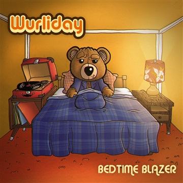 Bedtime Blazer by Wurliday
