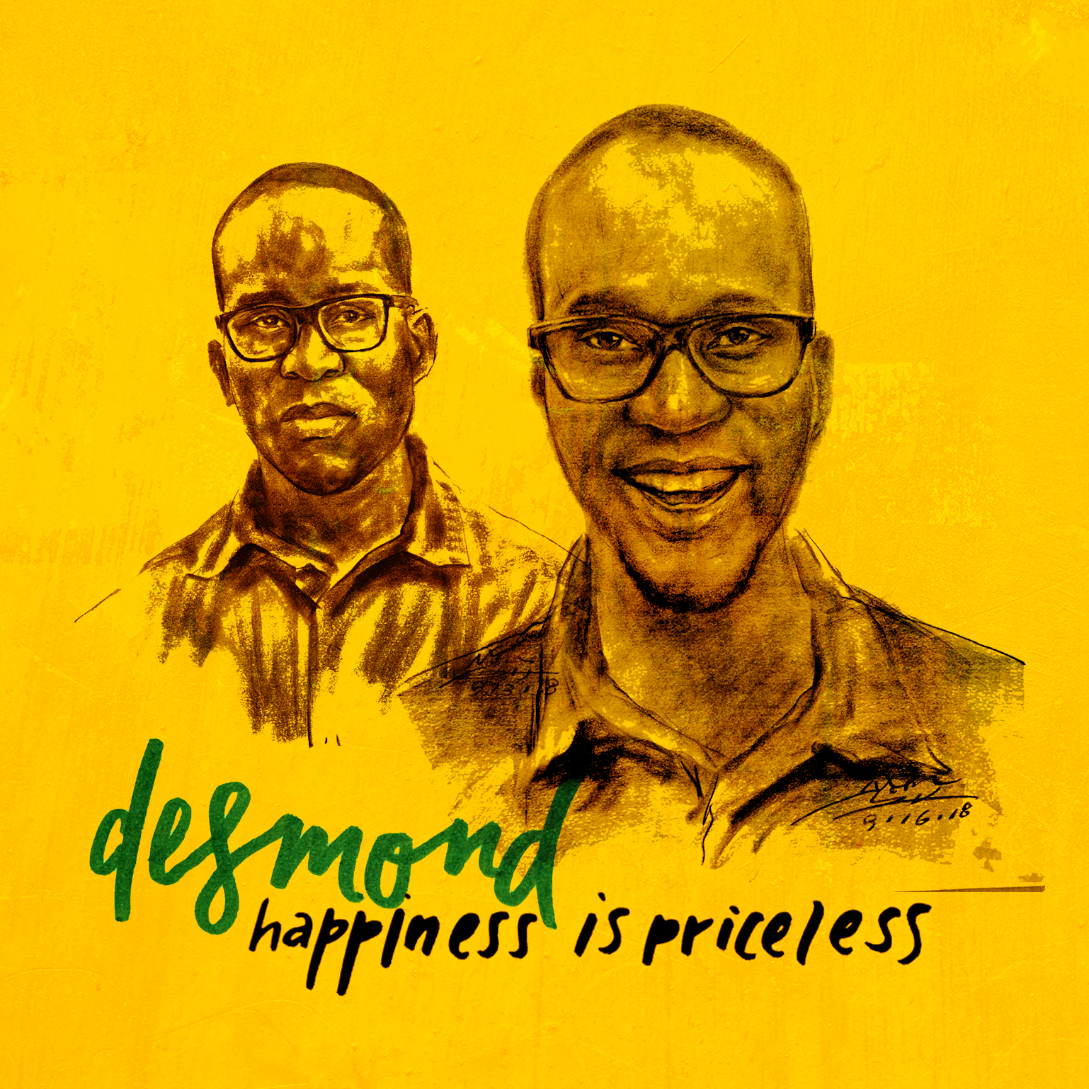 Happiness Is Priceless by desmond