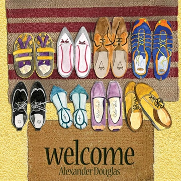 Welcome by Alexander Douglas