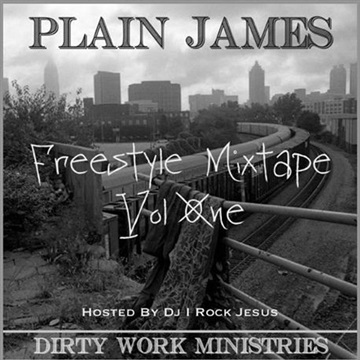 Plain James  : Freestyle Mixtape Vol. 1
