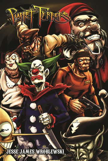 Puppet Terrors - Trade Paperback 1-4