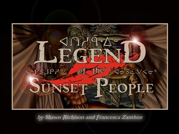 Legend of the Sunset People (preview) by Shawn Richison