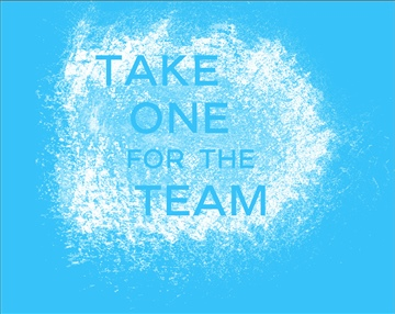 CMYK: Take One For The Team by Justin McRoberts